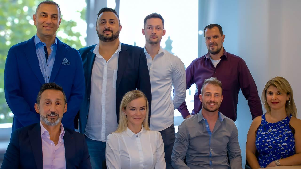Lebensmittellogistik Experten adoria Freight GmbH Team
